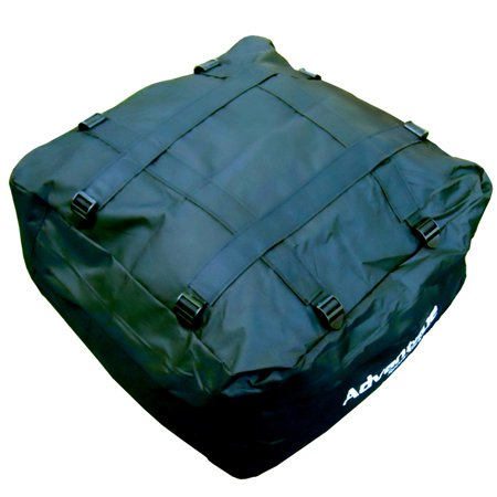 Heininger Advantage SportsRack SofTop Weather Resistant Rooftop Travel Cargo