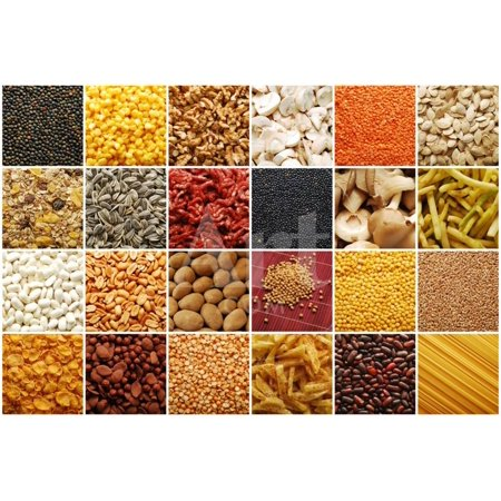 Food Ingredients Collection Print Wall Art By ibogdan Ingredients Store Collection
