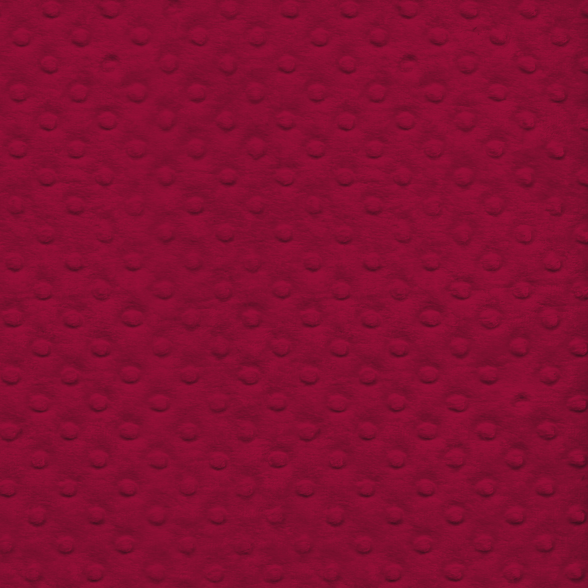 "David Textiles Plush Dot Polyester Fleece, 60"" Fabric By The Yard"