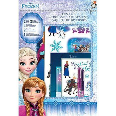 Fun Packs Stickers   Disney   Frozen W Pens Games Toys Set  St6919