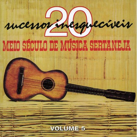 Meio Seculo de Musica Sertaneja 5 / Various](Musica Terrorifica De Halloween)