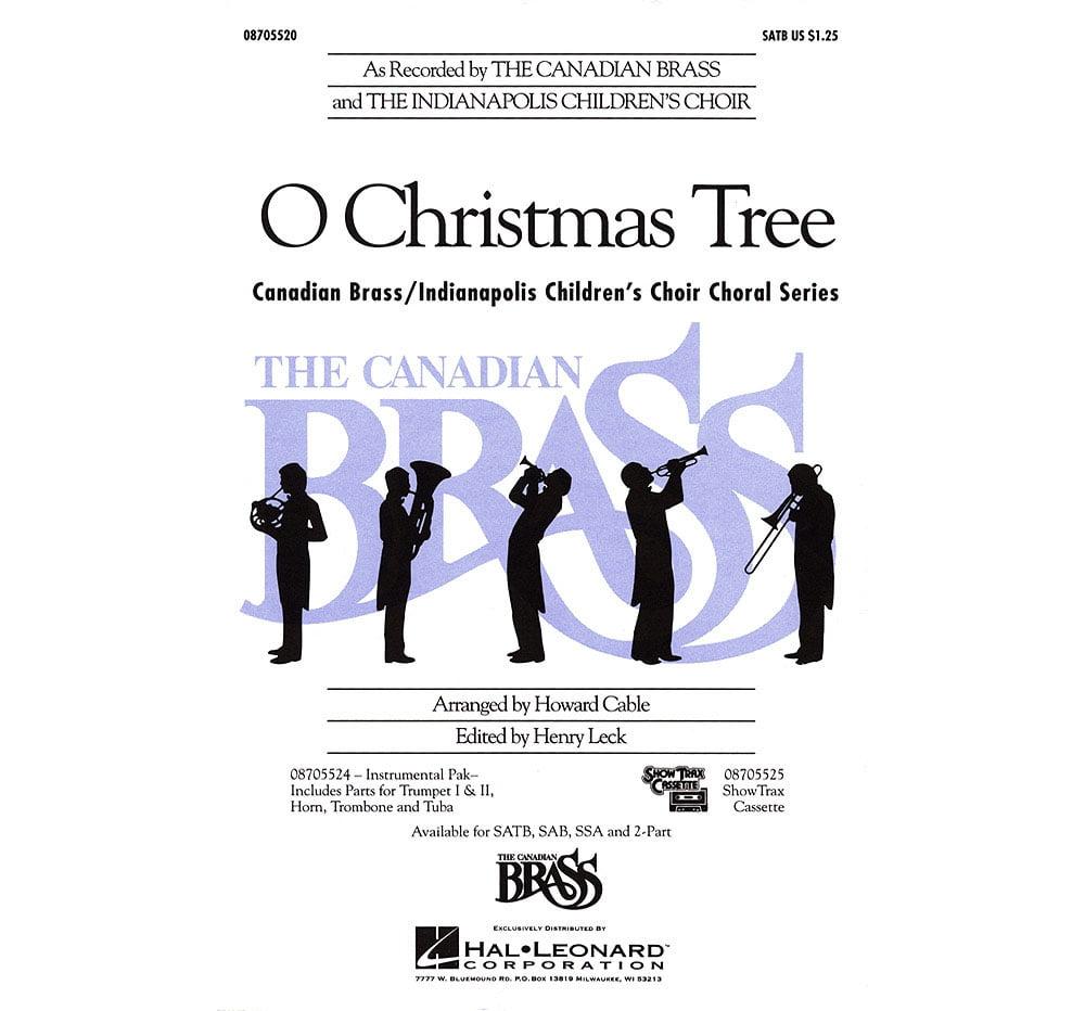 Hal Leonard O Christmas Tree IPAKB