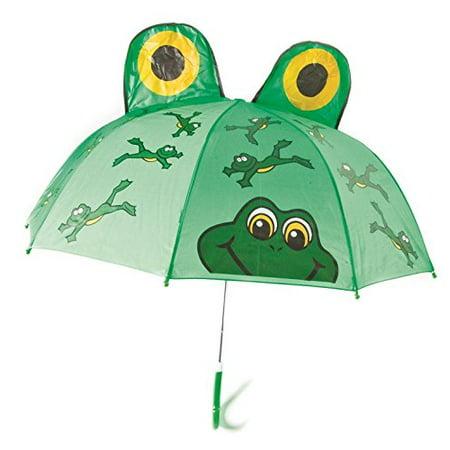 Kids Umbrella - Childrens 18 Inch Rainy Day Umbrella - Frog - image 1 of 1