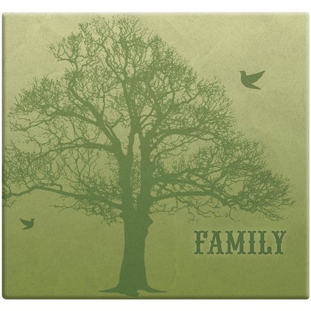 Family Tree Post Bound Scrapbook, 12