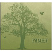 "Family Tree Post Bound Scrapbook, 12"" x 12"""