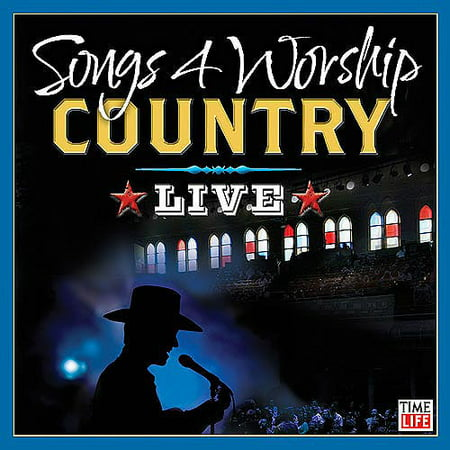 Songs 4 Worship: Country - Live (with Exclusive Bonus