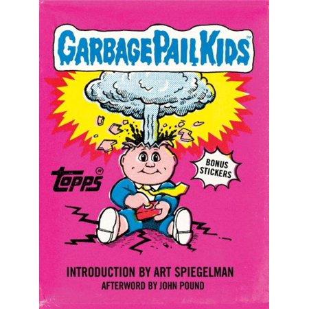 Halloween Garbage Pail Kids (Garbage Pail Kids - eBook)