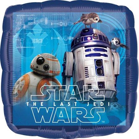 Star Wars The Last Jedi Foil Balloon 18