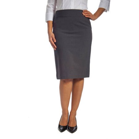 George Women's Plus-Size Career Suiting Pencil Skirt