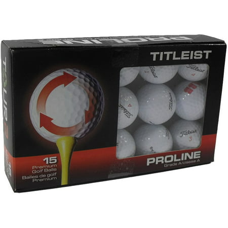 Nitro Golf Tour 2 Proline Golf Balls, 15 (Nitro Tour Golf Ball)