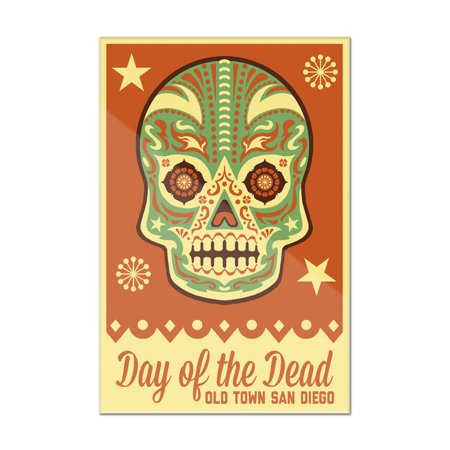 Old Town San Diego - Day of the Dead - Sugar Skull Mask - Lantern ...