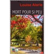 MORT POUR SI PEU - eBook