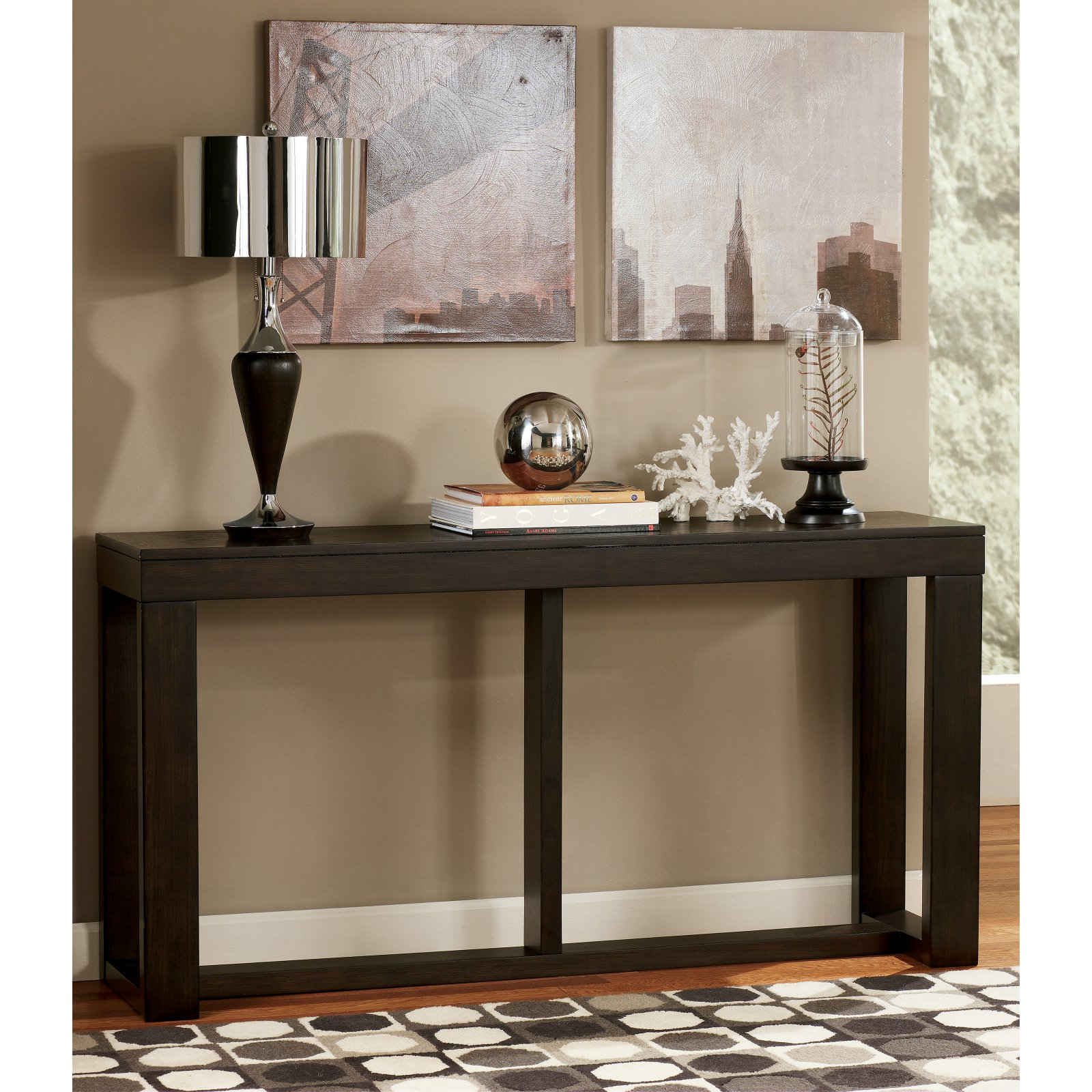 Signature Design by Ashley Watson Sofa Table by Ashley Furniture