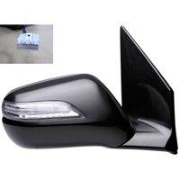 Aftermarket 2007-2008 Acura MDX  Passenger Right Heated Memory Signal Power Door Mirror 76200STXA02ZG