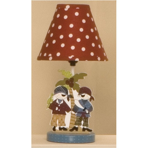 Cotton Tale Pirates Cove 15'' H Table Lamp with Empire Shade
