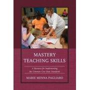 Mastery Teaching Skills - eBook