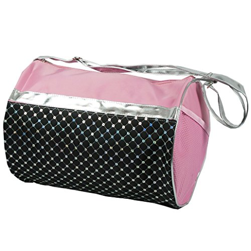 Little Girls Ballet Duffle Dance Bag by