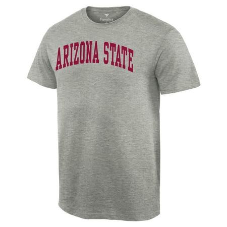 Arizona State Sun Devils Basic Arch T-Shirt - Heathered Gray