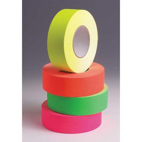 45m Gaffers Tape, Neon Orange ,Polyken, 510