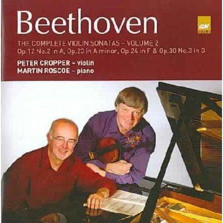 Complete Viola Sonatas (BEETHOVEN: COMPLETE VIOLIN SONATAS, VOL. 2)
