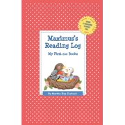 Maximus's Reading Log: My First 200 Books (Gatst)