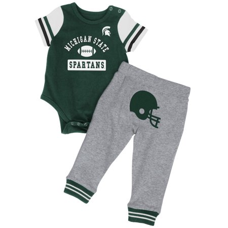 Spartan Outfits (Michigan State Spartans NCAA Infant
