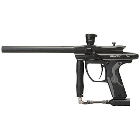 Kingman Spyder FENIX Semi-Auto .68 Caliber Paintball Marker - Diamond Black