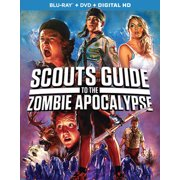 Scouts Guide to the Zombie Apocalypse (Blu-ray) for $<!---->