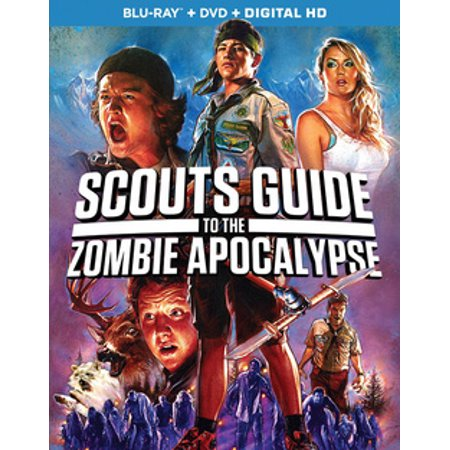 Scouts Guide to the Zombie Apocalypse (Blu-ray) - Zombie Apocalypse Quiz