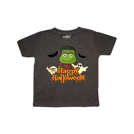 Halloween Monster Toddler T-Shirt](Toddler Boy Halloween T Shirts)