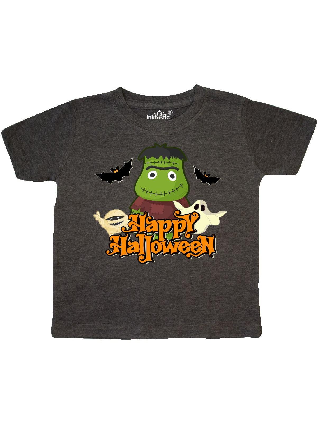 Halloween Monster Toddler T-Shirt