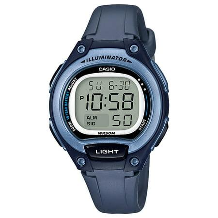 Blue Lodge Masonic Watch (Ladies Easy Reader Digital Watch, Blue )