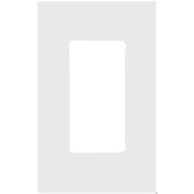 Morris Products 80901 Decorator Screwless Snap In Wallplates White - image 1 of 1