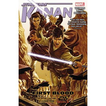 Star Wars: Kanan Vol. 2 : First Blood