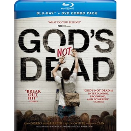 God's Not Dead (Blu-ray)](Wow Day Of The Dead)