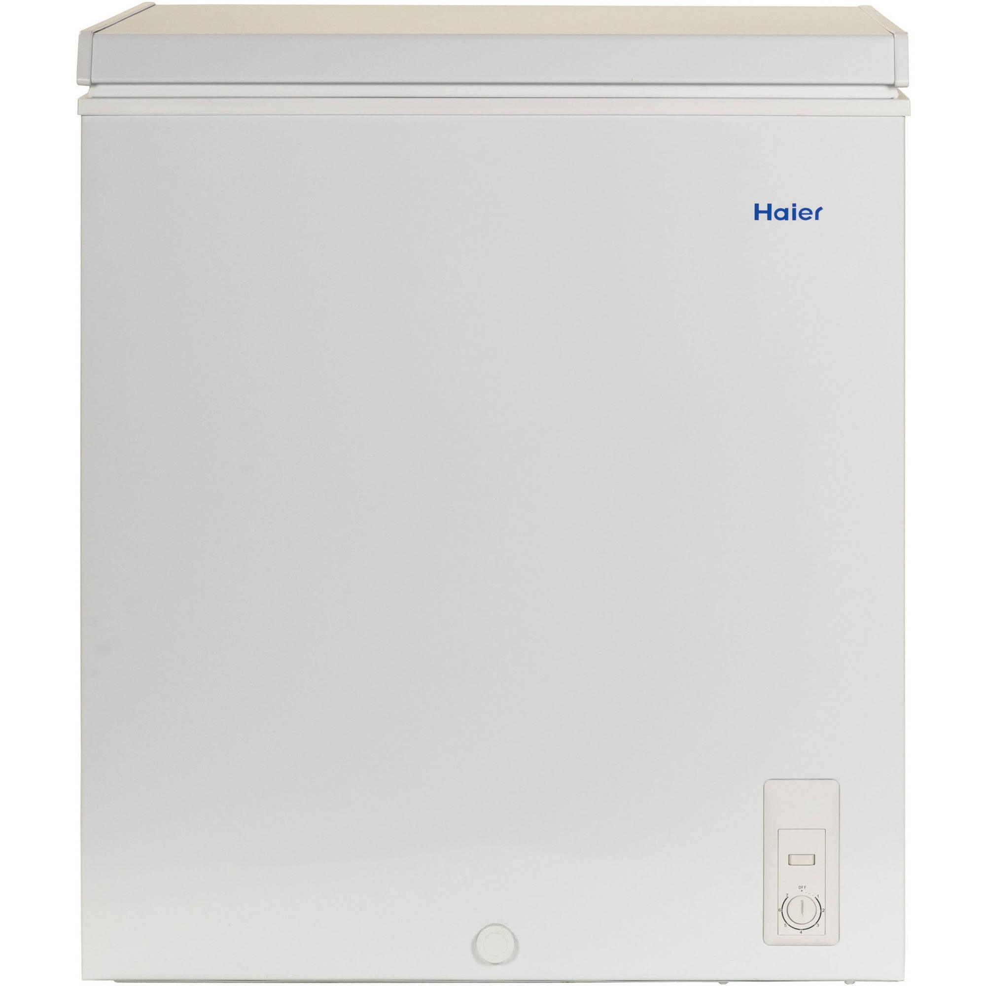 Haier 50 cuft Capacity Chest Freezer HF50CM23NW Walmartcom