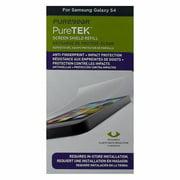 PureGear Puretek Anti-Fingerprint Screen Protector Refill for Samsung Galaxy S4