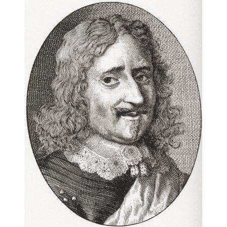 Nicolas V De Neufville De Villeroy 1St Duke Of Villeroy 1598 Canvas Art - Ken Welsh Design Pics (12 x 16)