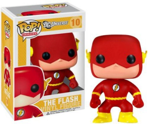 FUNKO POP! HEROES: DC UNIVERSE - FLASH