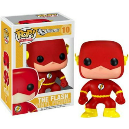 Funko Pop  Heroes  Dc Universe   Flash