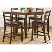 Liberty Furniture Industries Bradshaw 5 Piece Gathering Dining Table Set