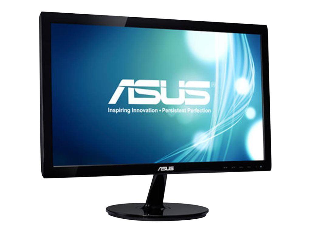 ASUS VS207T-P - LED monitor - 19.5