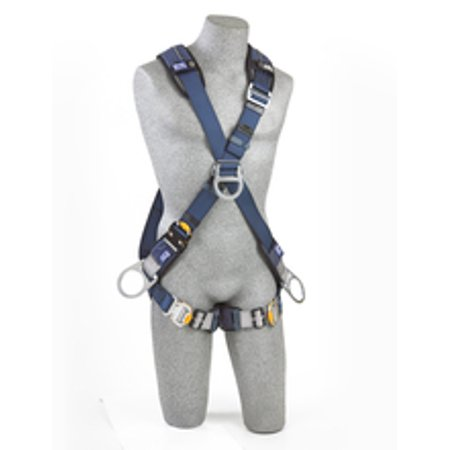 DBI SALA 1110351 ExoFit XP Cross-Over Style Positioning/Climbing Harness