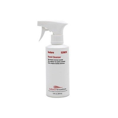 Restore Cleanser and Moisturizer Spray 1 Count, 12 oz Foam Cleanser Moisture (For Normal to Dry Skin)-180ml/6.1oz
