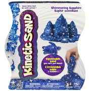 Kinetic Sand, 1lb Shimmering Blue Sapphire Magic Sand for Ages 3 and Up