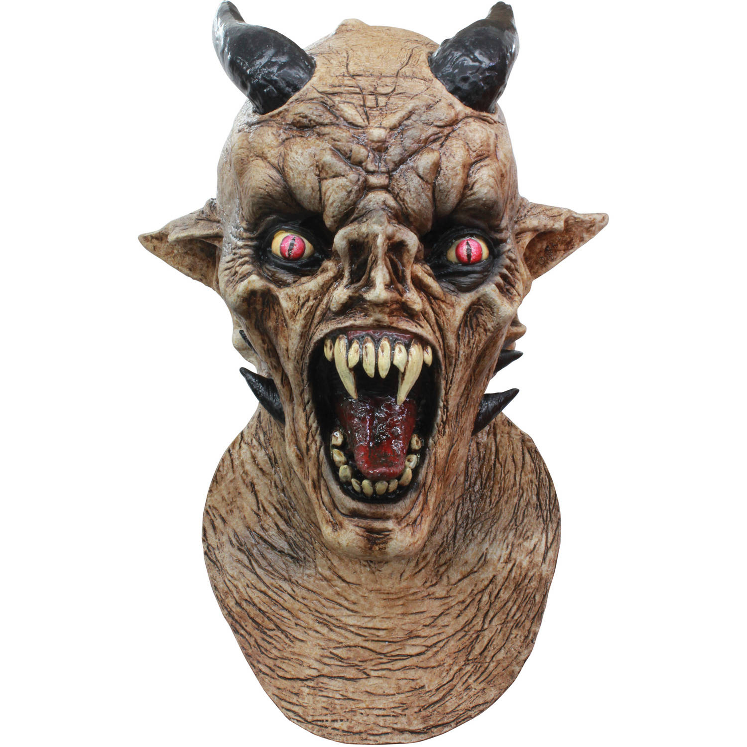 Nightmare Latex Mask Adult Halloween Accessory