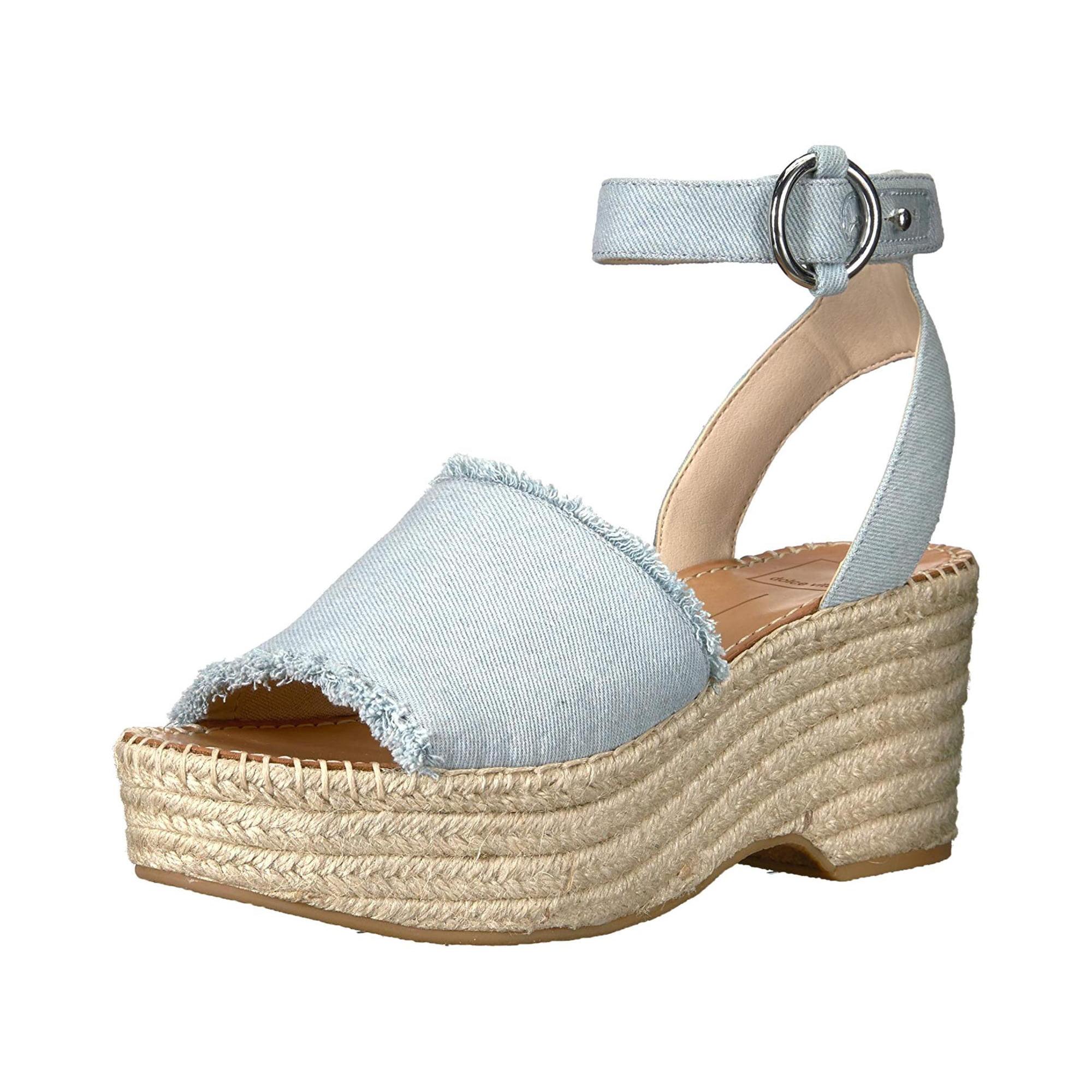 173cfa78f10 Dolce Vita Women's Lesly Espadrille Wedge Sandal | Walmart Canada