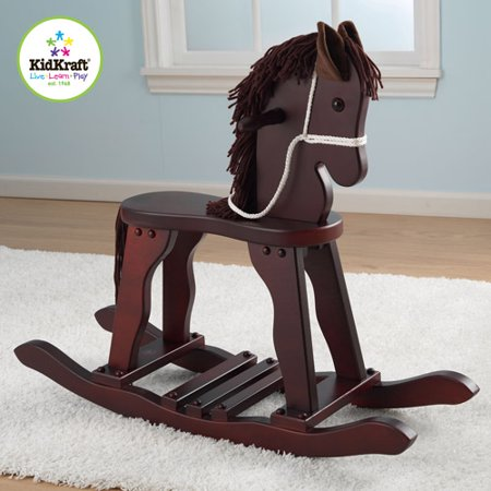 KidKraft   Derby Rocking Horse  CherryKidKraft   Derby Rocking Horse  Cherry   Walmart com. Kidkraft Rocking Chair Cherry. Home Design Ideas
