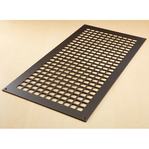 """Reggio Registers G1733-SH Grid Series 30"""" x 14"""" Grille with Mounting Holes"""
