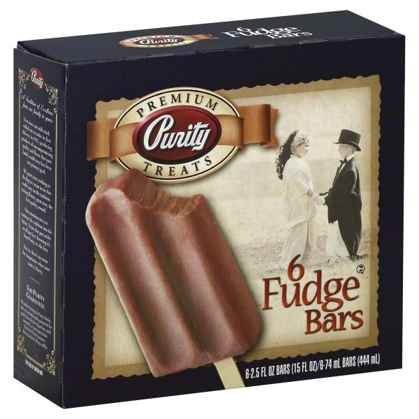 Dean Foods Purity  Premium Treats, 6 ea